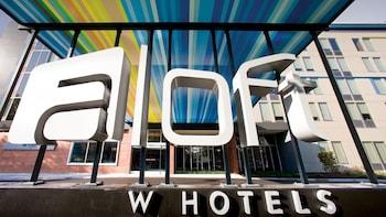 ภาพ Aloft San Jose Cupertino ใน ซานโฮเซ