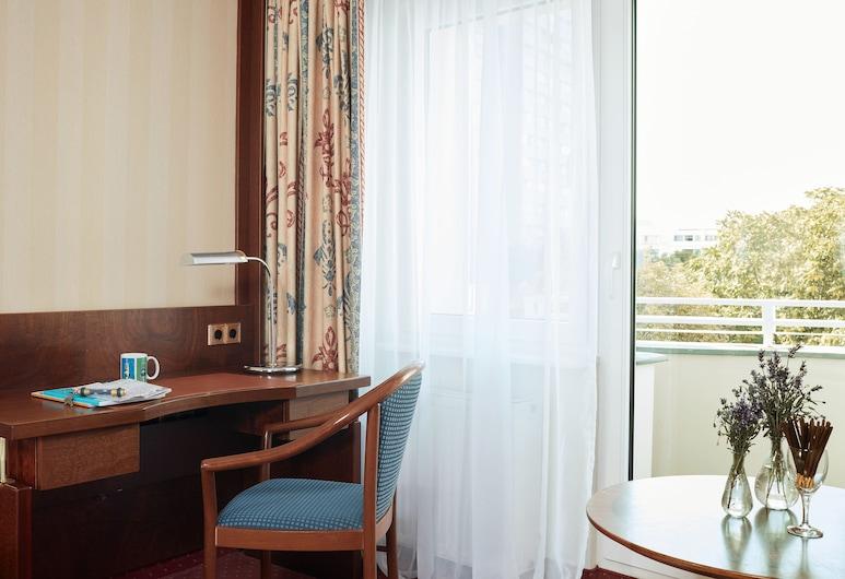 Living Hotel Berlin Mitte, Berlin, Business szoba kétszemélyes ággyal, 1 hálószobával, Vendégszoba