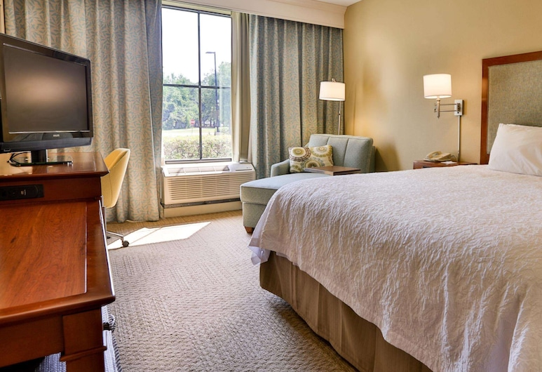 Hampton Inn Charleston - Daniel Island, Charleston, Room, 2 Queen Beds, Accessible, Non Smoking, Guest Room