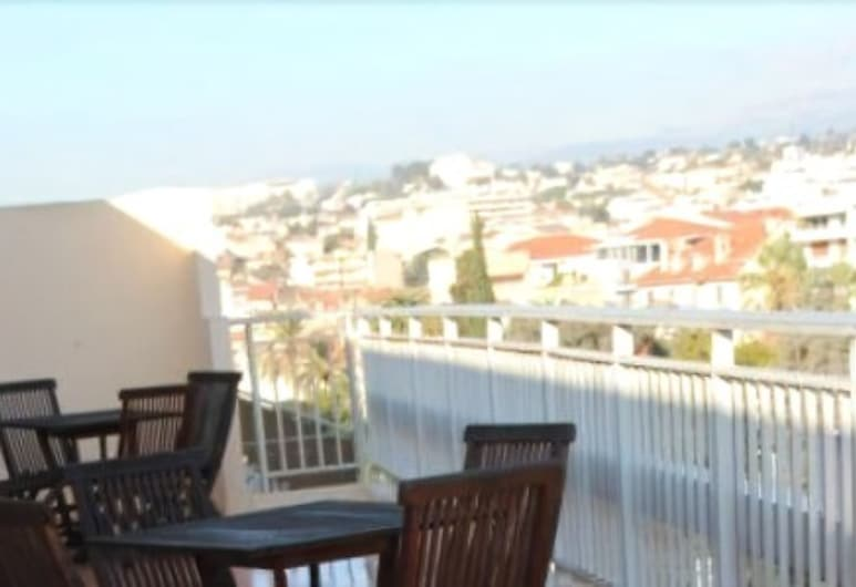 Hotel Abrial, Cannes, Terrace/Patio