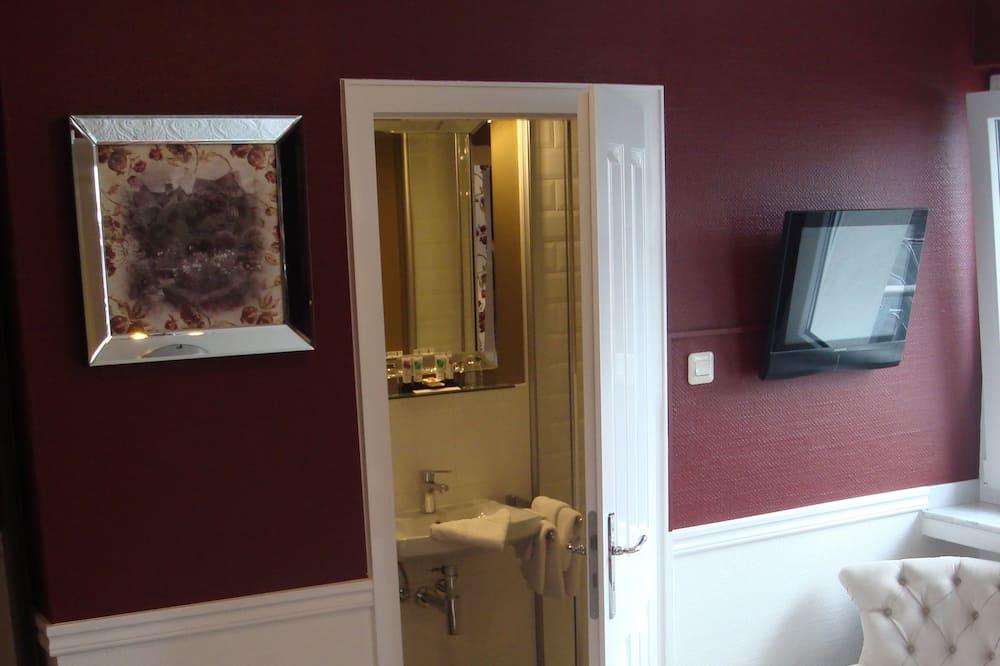 Business Double Room - Bathroom Shower