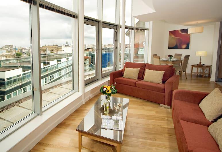 PREMIER SUITES Liverpool, Liverpool, Superior Penthouse, 2 Bedrooms, City View, Room