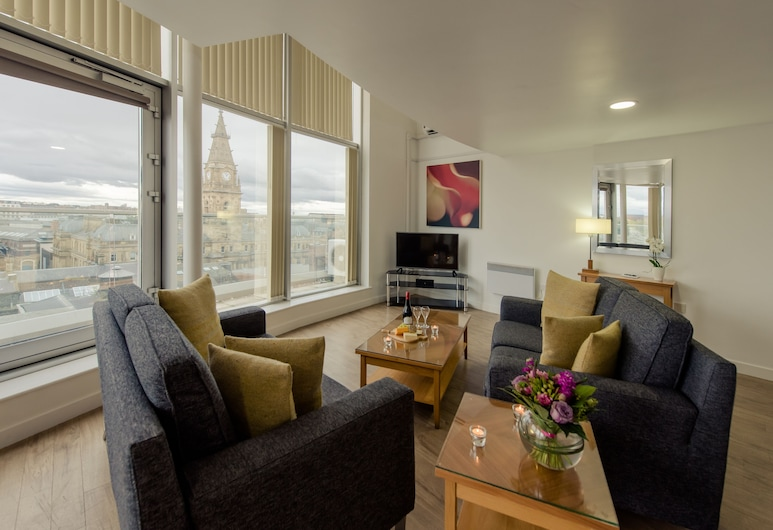 PREMIER SUITES Liverpool, Liverpool, Standard Penthouse, 2 Bedrooms, City View, Room