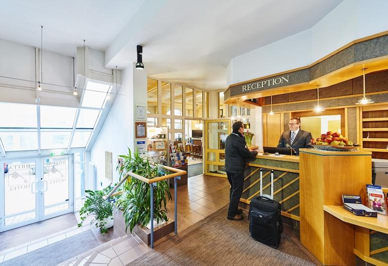 Hotel Brita Stuttgart, Stuttgart, Recepción