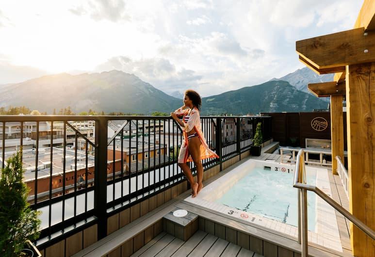 Mount Royal Hotel, Banff, Āra spa vanna
