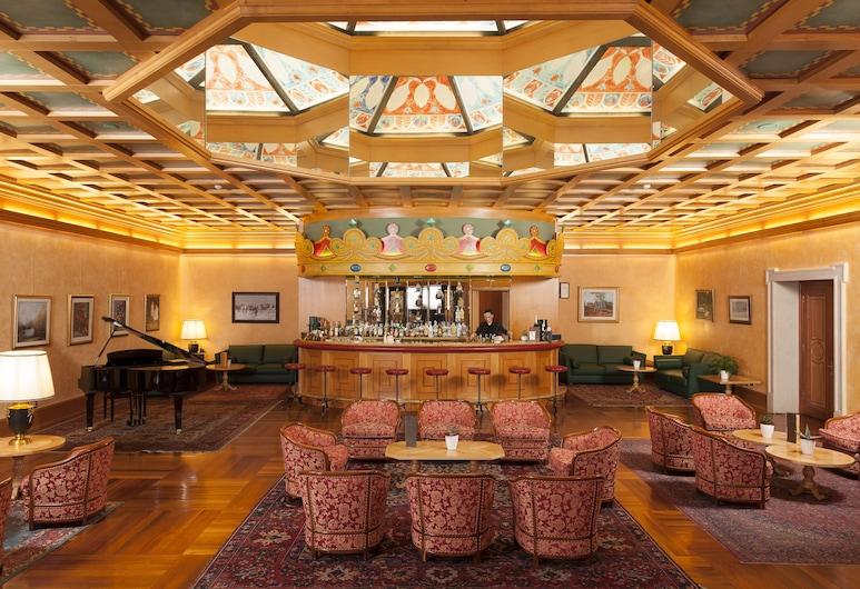 Grand Hotel Trento, Trento, Bar dell'hotel