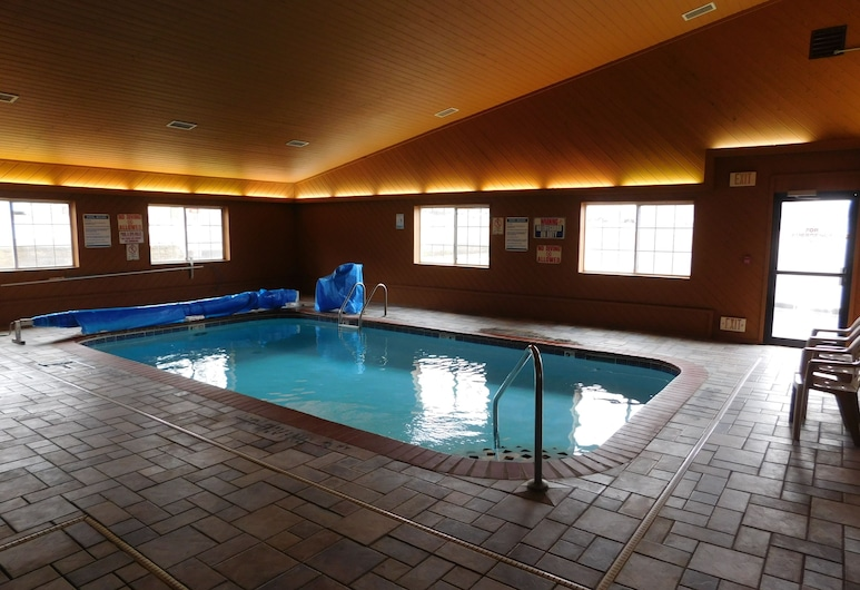 Days Inn by Wyndham Des Moines Merle Hay, Des Moines, Piscina Interior