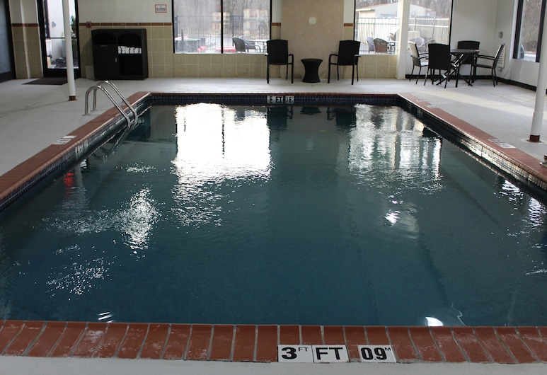 Comfort Inn Paducah I-24, Paducah, Indoor Pool
