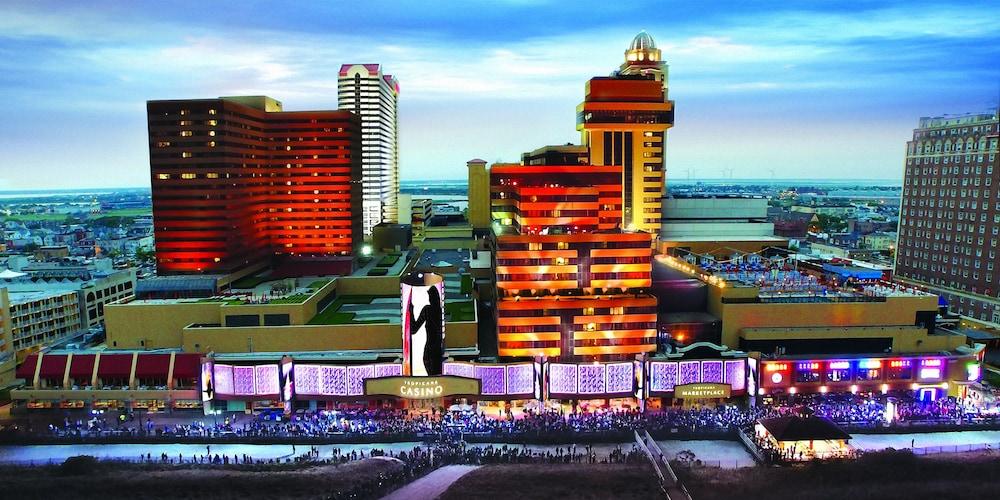 Atlantic city tropicana hotel casino connecticut gambling laws