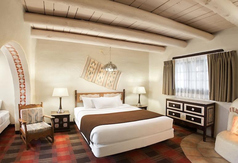 Sagebrush Inn & Suites, Тейос, Номер, 2 ліжка «квін-сайз», камін, Номер