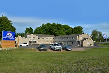 Foto di Americas Best Value Inn Marquette a Marquette