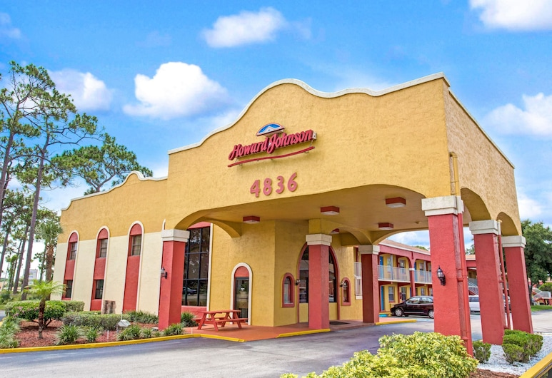 Howard Johnson by Wyndham Lake Front Park Kissimmee, Kissimmee
