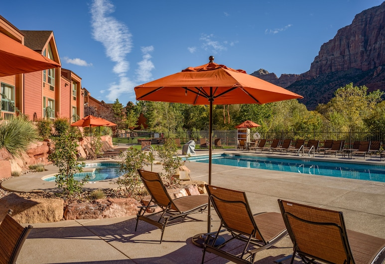 Holiday Inn Express Springdale - Zion National Park Area, ספרינגדייל, בריכה