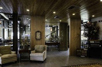 Foto van 49'er Inn & Suites in Jackson