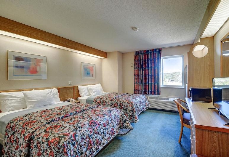 Rodeway Inn Willington North, Віллінгтон, Стандартний номер, 1 ліжко «кінг-сайз», для некурців, Номер
