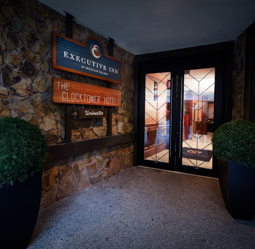 book executive the inn at whistler village in whistler hotels com
