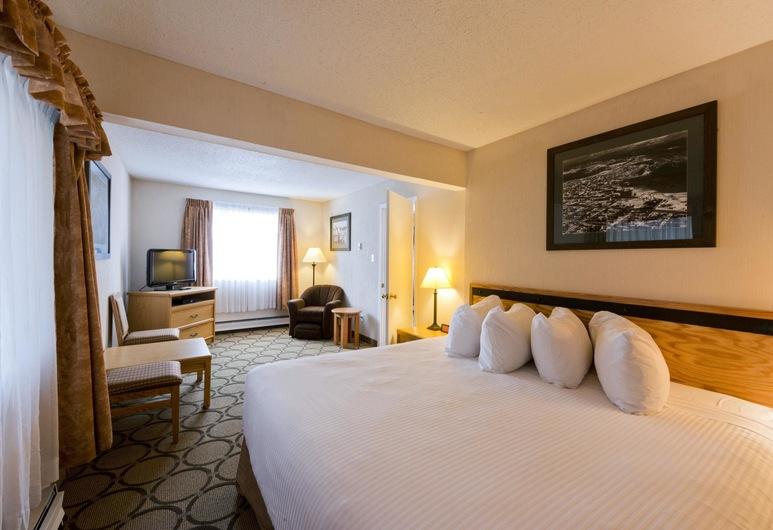 Econo Lodge, Πρινς Τζόρτζ, Quadruple Room, Non Smoking, Δωμάτιο επισκεπτών