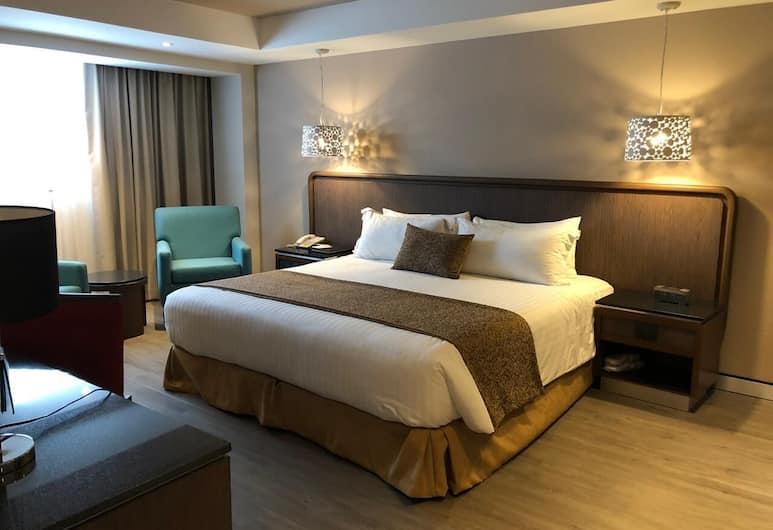Hotel Metropol, Mexiko-Stadt, Zimmer