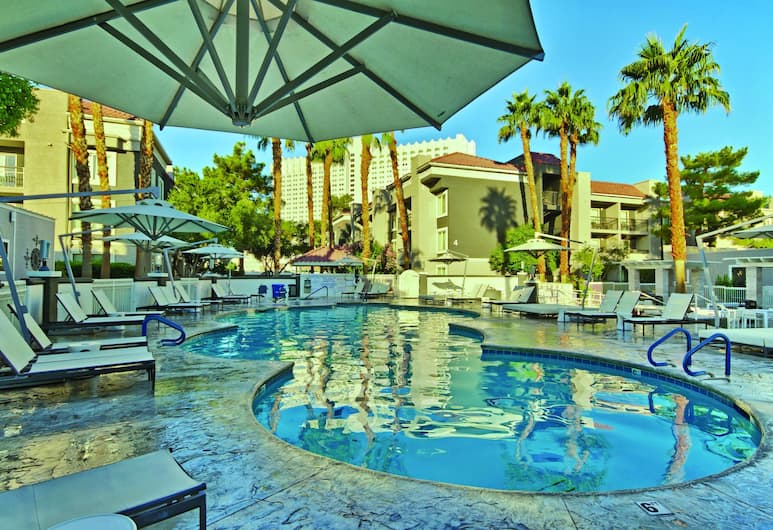 Desert Rose Resort, Las Vegas, Pool
