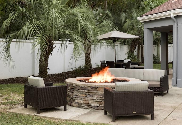 Courtyard Pensacola, Pensacola, Terase/iekšējais pagalms