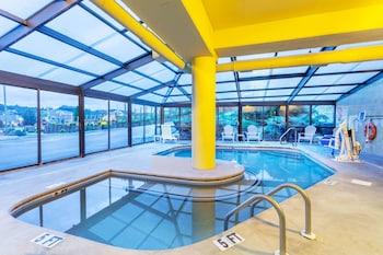 皮格佛格鴿子谷會議中心附近溫德姆速 8 酒店的圖片