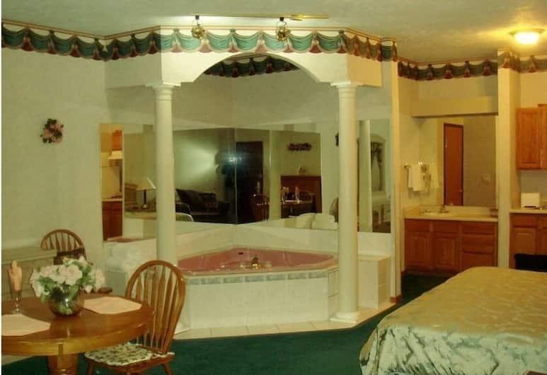Townhouse Inn & Suites, Omaha, Mély merülőkád