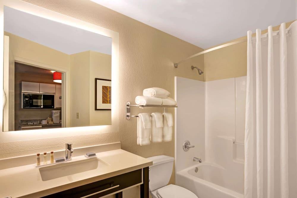 Štandardná izba, 1 veľké dvojlôžko, nefajčiarska izba - Kúpeľňa