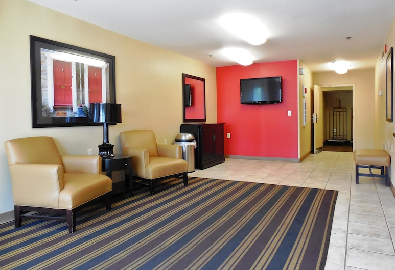 Extended Stay America - St. Louis - Earth City, Бриджтон, Фойє