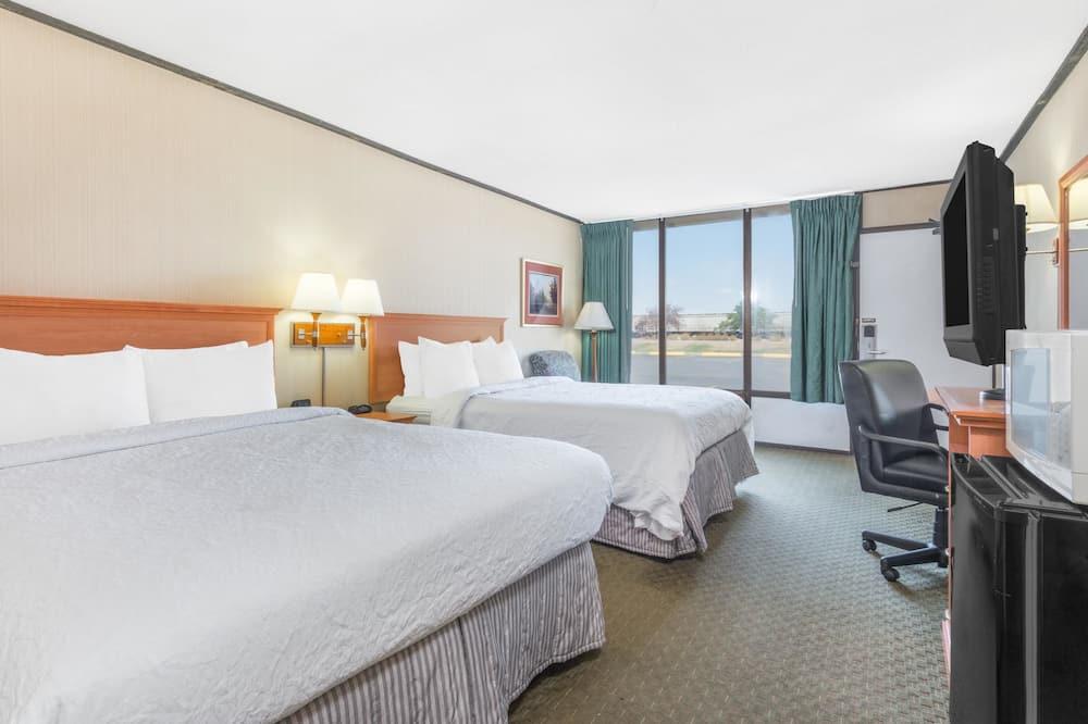 Zimmer, 2Queen-Betten, Nichtraucher - Zimmer