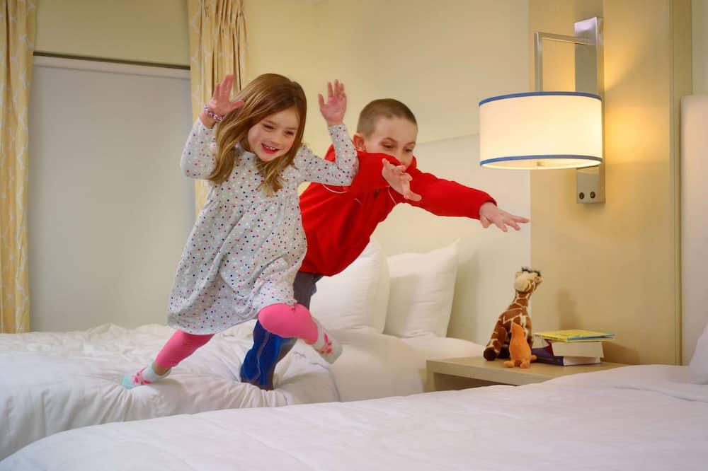 Pokój Deluxe, Łóżko king (Studio) - Pokój dla dzieci