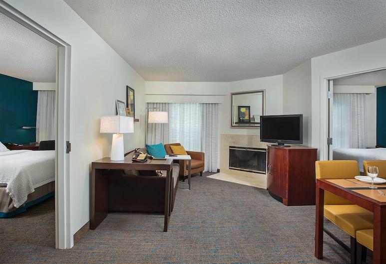 Residence Inn By Marriott Knoxville Cedar Bluff, נוקסוויל, חדר אורחים