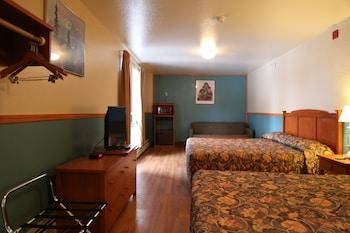 Introduce las fechas para ver los descuentos de hoteles en Anchorage