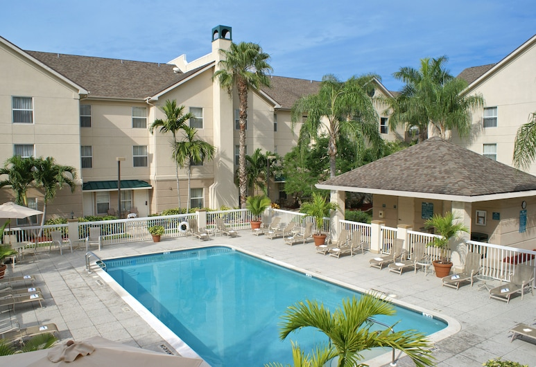 Homewood Suites by Hilton - Fort Myers, Fort Myers, Außen-Whirlpool
