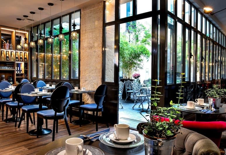 호텔 마드모아젤, 파리, 아침 식사 공간