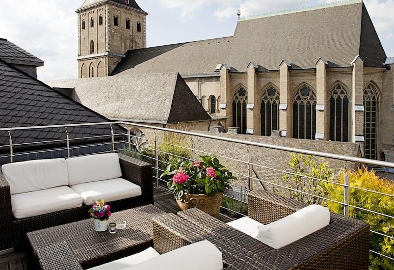 Classic Hotel Harmonie, Cologne, Sólpallur