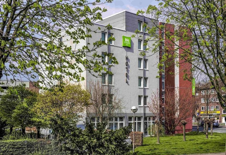 ibis Styles Gelsenkirchen, Gelzenkirhene, Terase/iekšējais pagalms