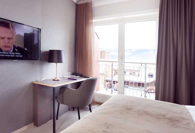 Clarion Collection Hotel Hammer, Lillehammer, Quarto Standard, 1 cama de casal (Includes a light evening meal), Quarto
