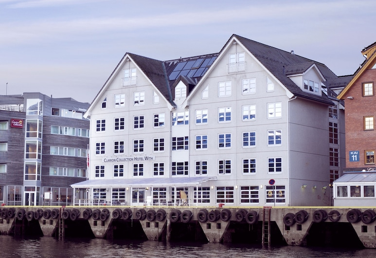 Clarion Collection Hotel With, Tromsø, Hotelfassade