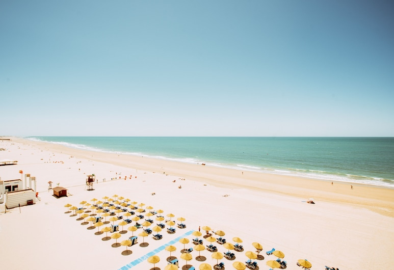 Playa Victoria, Cadiz, Dobbeltrom (Frontal view), Gjesterom