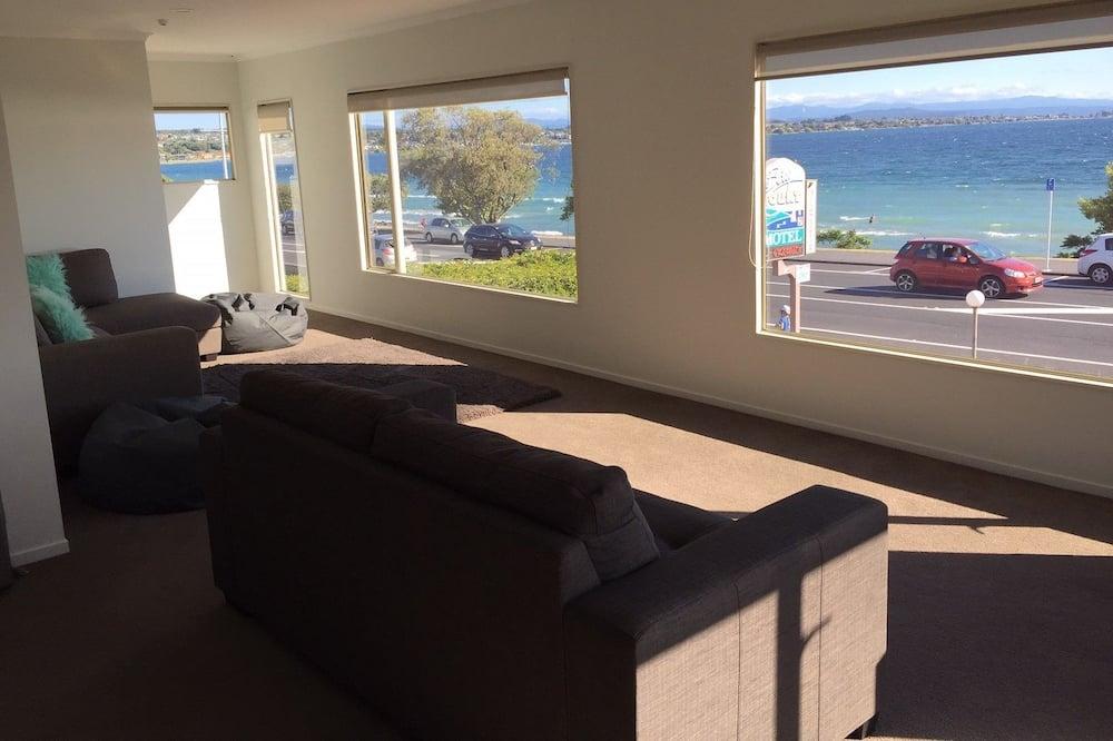 Appartamento, 3 camere da letto, vista lago - Area soggiorno
