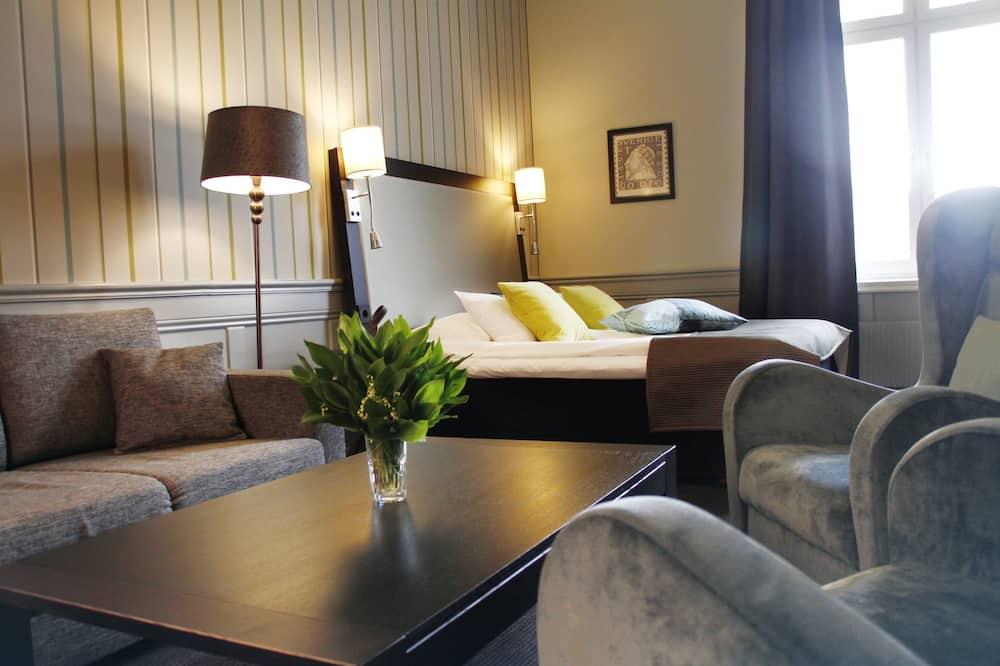 Habitación superior, 2 camas individuales, para no fumadores (Includes a light evening meal) - Habitación
