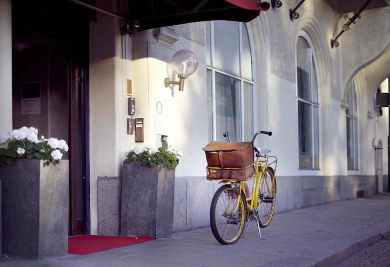 Clarion Collection Hotel Post, אוסקרשאמן, חזית המלון