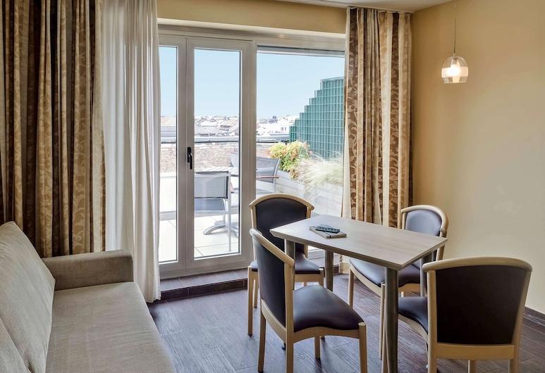Aparthotel Adagio Geneve Mont Blanc, Genf, Zimmer