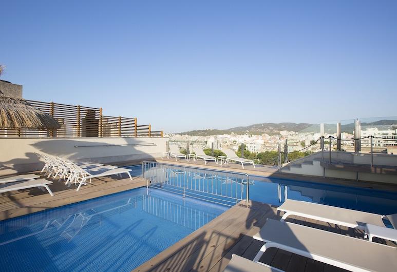Hotel Saratoga, Palma de Mallorca, Kolam