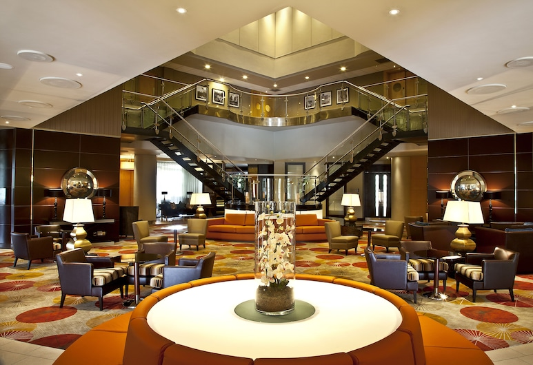 Five Lakes Resort, Maldon, Lobby