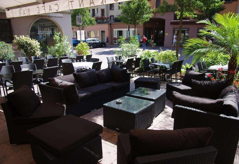 Hotel Rohan, สตราสบูร์ก, ลานระเบียง/นอกชาน