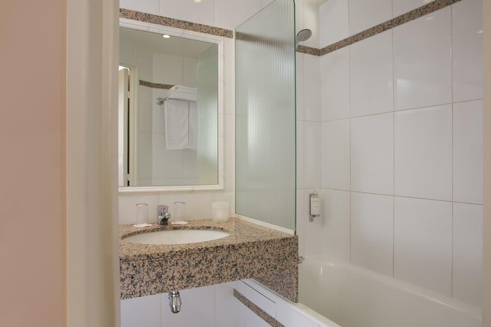 Phòng đôi (Découverte) - Phòng tắm