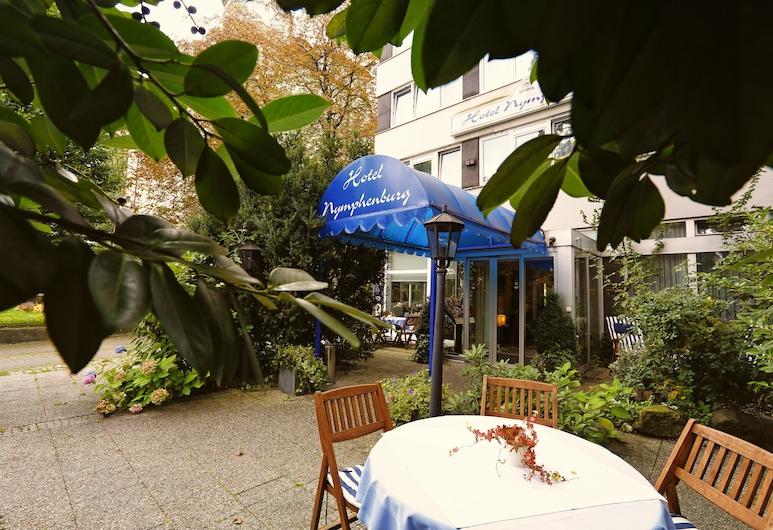 Hotel Nymphenburg City, München, Terrass