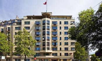 Fotografia hotela (Thon Hotel Slottsparken) v meste Oslo