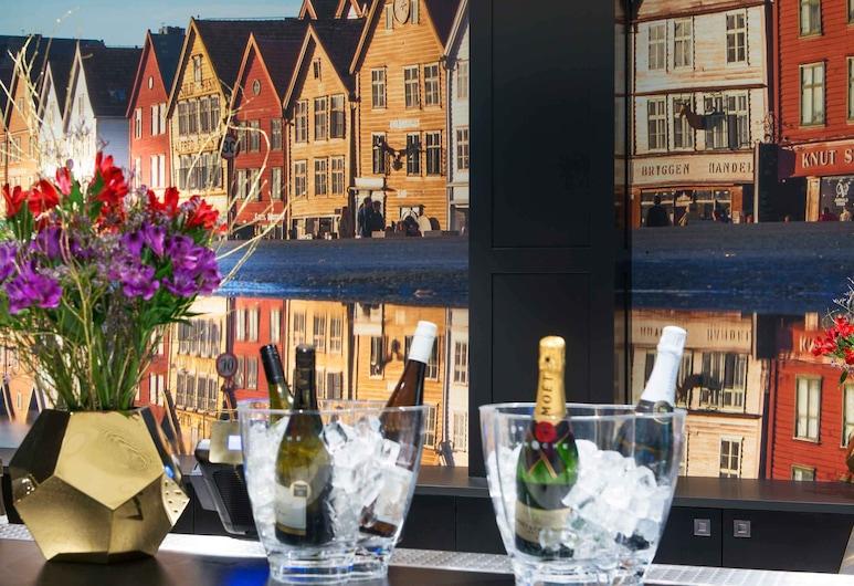 Thon Hotel Rosenkrantz, Bergen, Fuajee